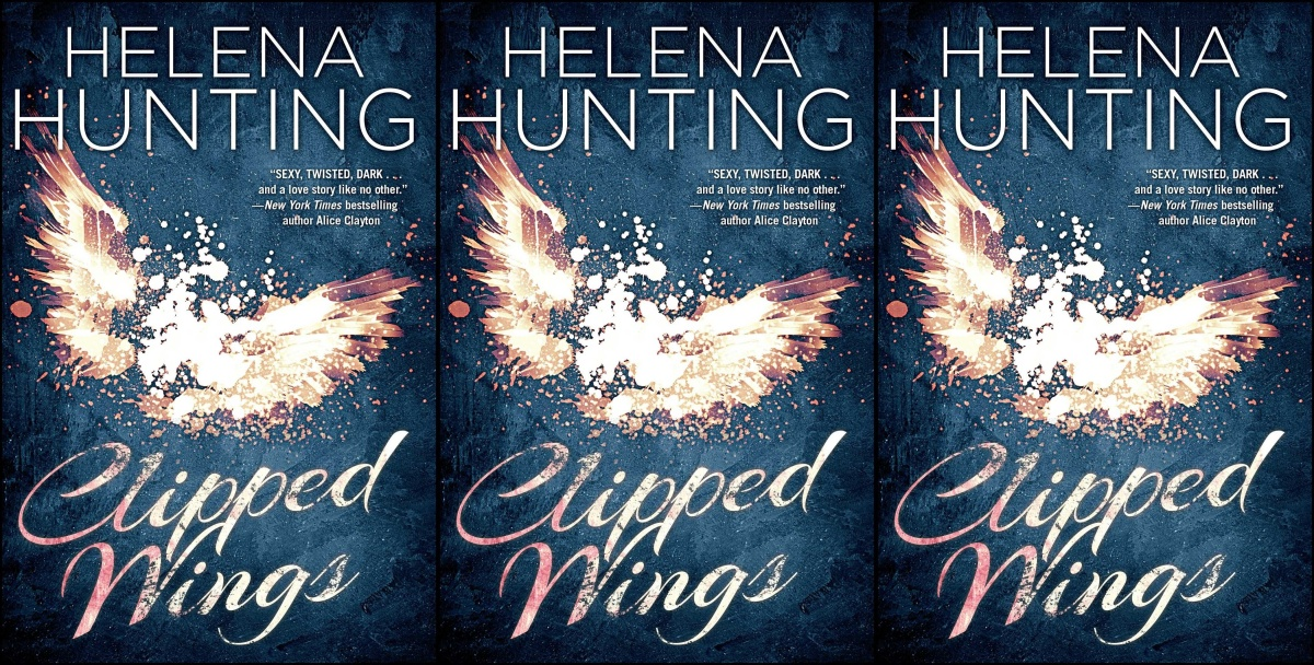 angsty romance novels, clipped wings by helena hunting, books