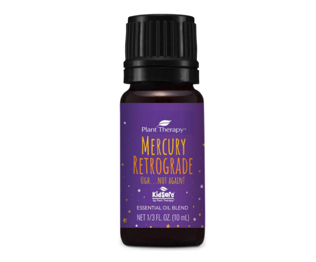 Plant Therapy Mercury Retrograde Essential Oil Blend from Amazon
