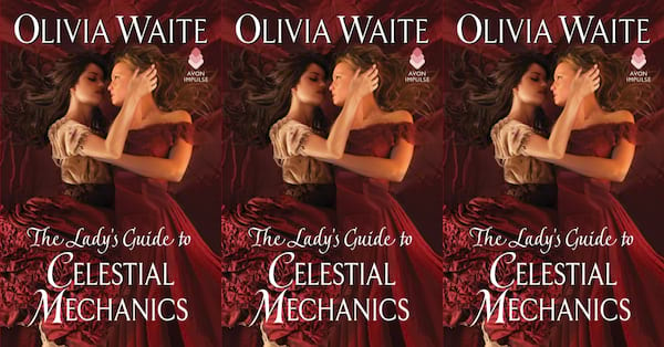 queer historical romance novels, the lady's guide to celestial mechanics by olivia waite, books