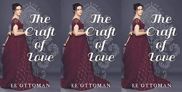 queer historical romance novels, the craft of love by ee ottoman, books
