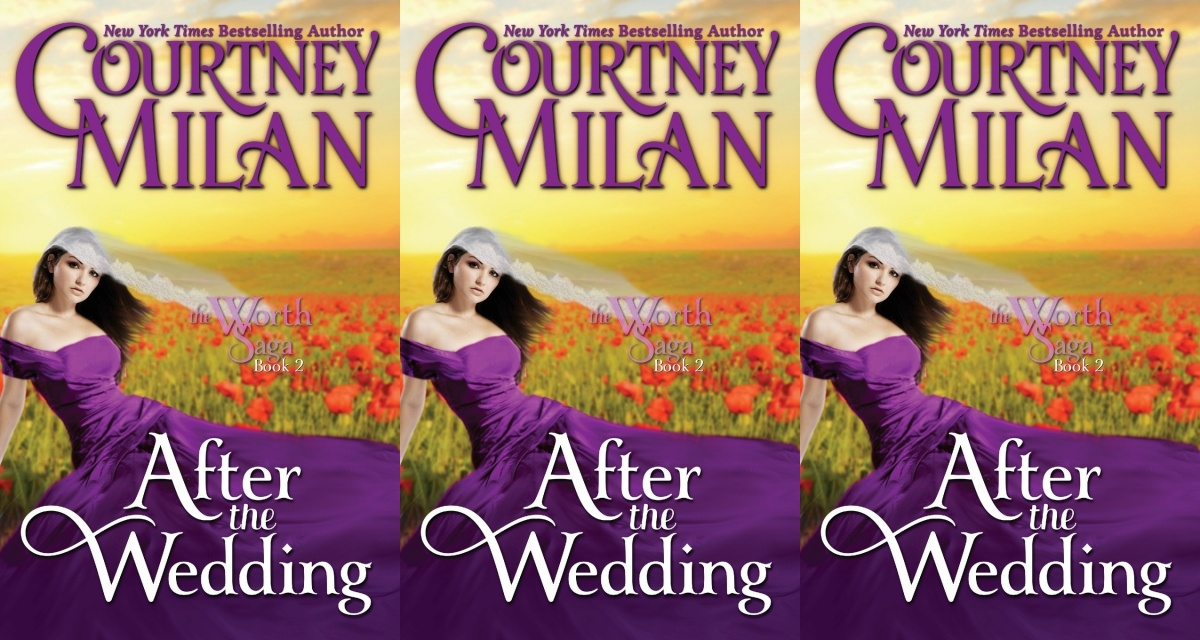 queer historical romance novels, after the wedding by courtney milan, books