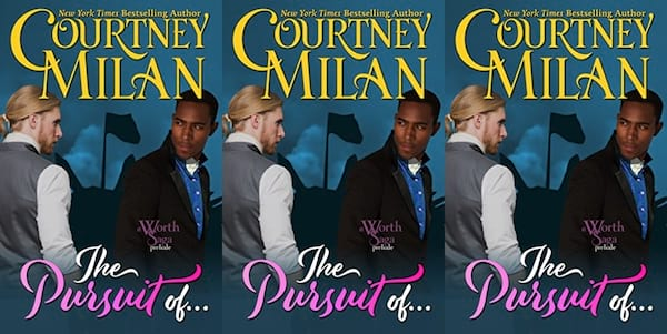 queer historical romance novels, the pursuit of by courtney milan, books