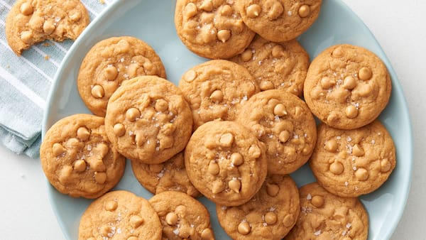 Double Butterscotch Pudding Cookies recipe from Betty Crocker