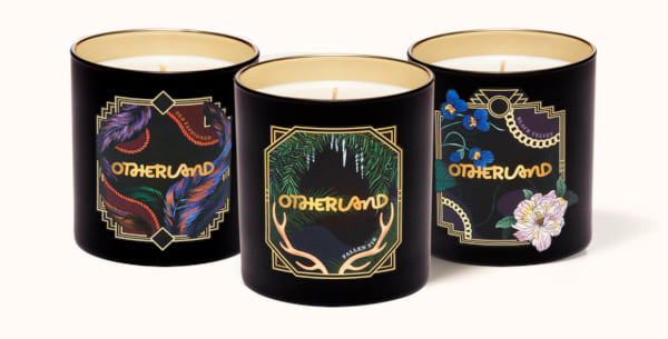 Otherland Limited Edition Black Box Gilded Matte Collection