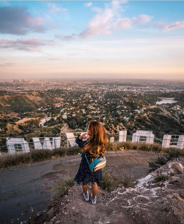 Hollywood Sign Tour Airbnb Experience