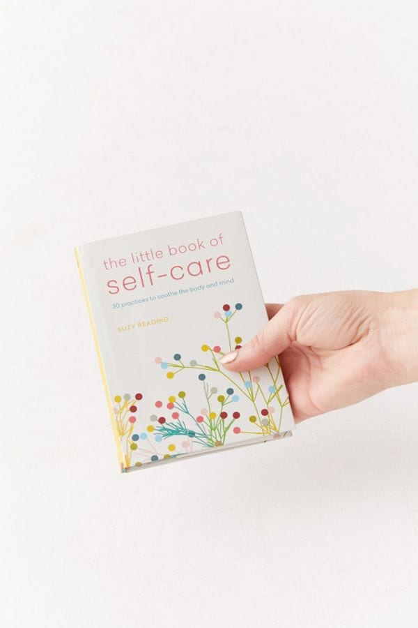 The Little Book of Self-Care: 30 Practices to Soothe the Body, mind, and Soul by Suzy Reading from Urban Outfitters