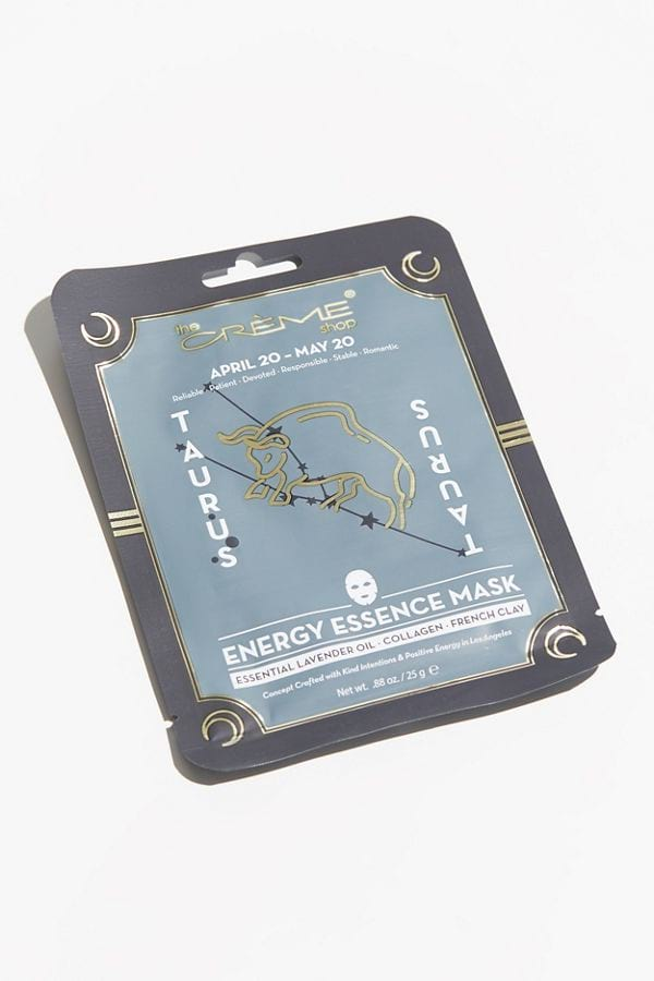 The Crème Shop Energy Essence Zodiac Mask for Taurus from Urban Outfitters