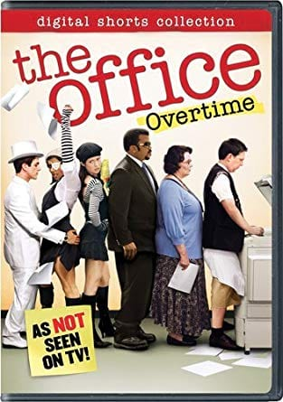 'The Office: Digital Shorts Collection' DVD from Amazon