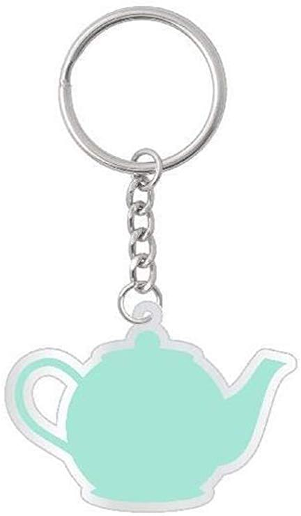 'The Office' teapot keychain from Amazon