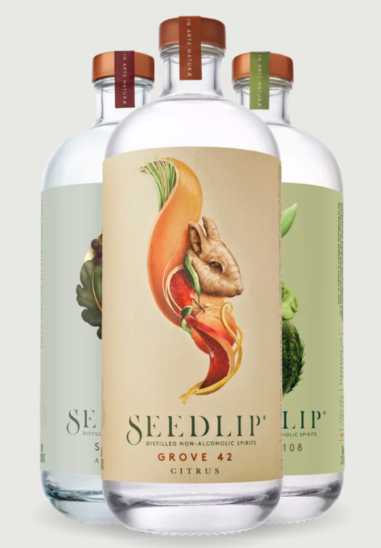 Seedlip Special Offer Trio from the company's website