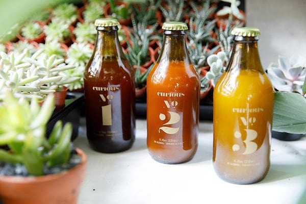 Curious Cocktail Club - Monthly Variety Pack from Curious Elixirs