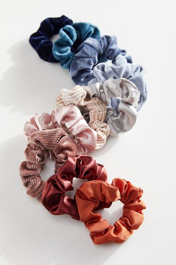 Perfect 10 Scrunchie Set from Urban Outfitters