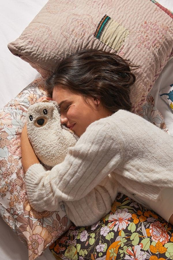 Huggable Hedgehog Cooling + Heating Pad from Urban Outfitters