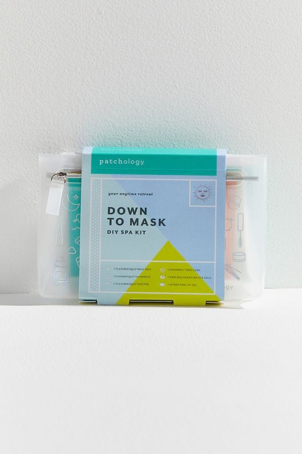 Patchology Down To Mask DIY Spa Kit from Urban Outfitters