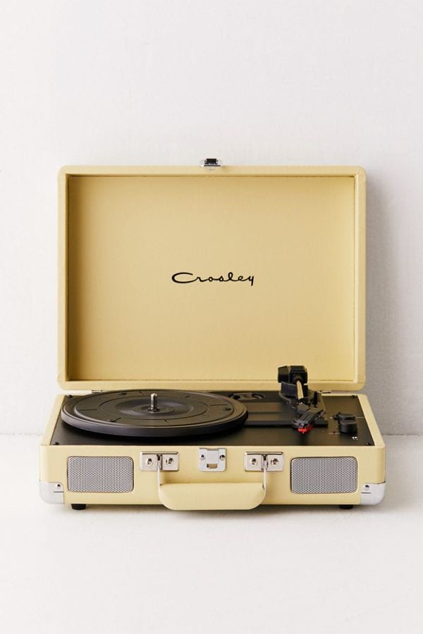 Crosley Fawn Cruiser Bluetooth Record Player from Urban Outfitters