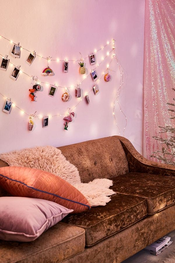 Photo Clip Firefly String Lights from Urban Outfitters