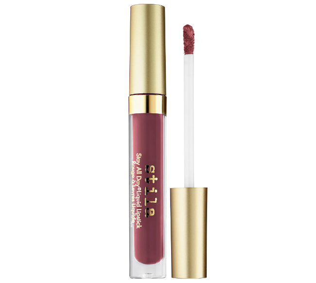 Stila Stay All Day Liquid Lipstick in Palermo from Sephora