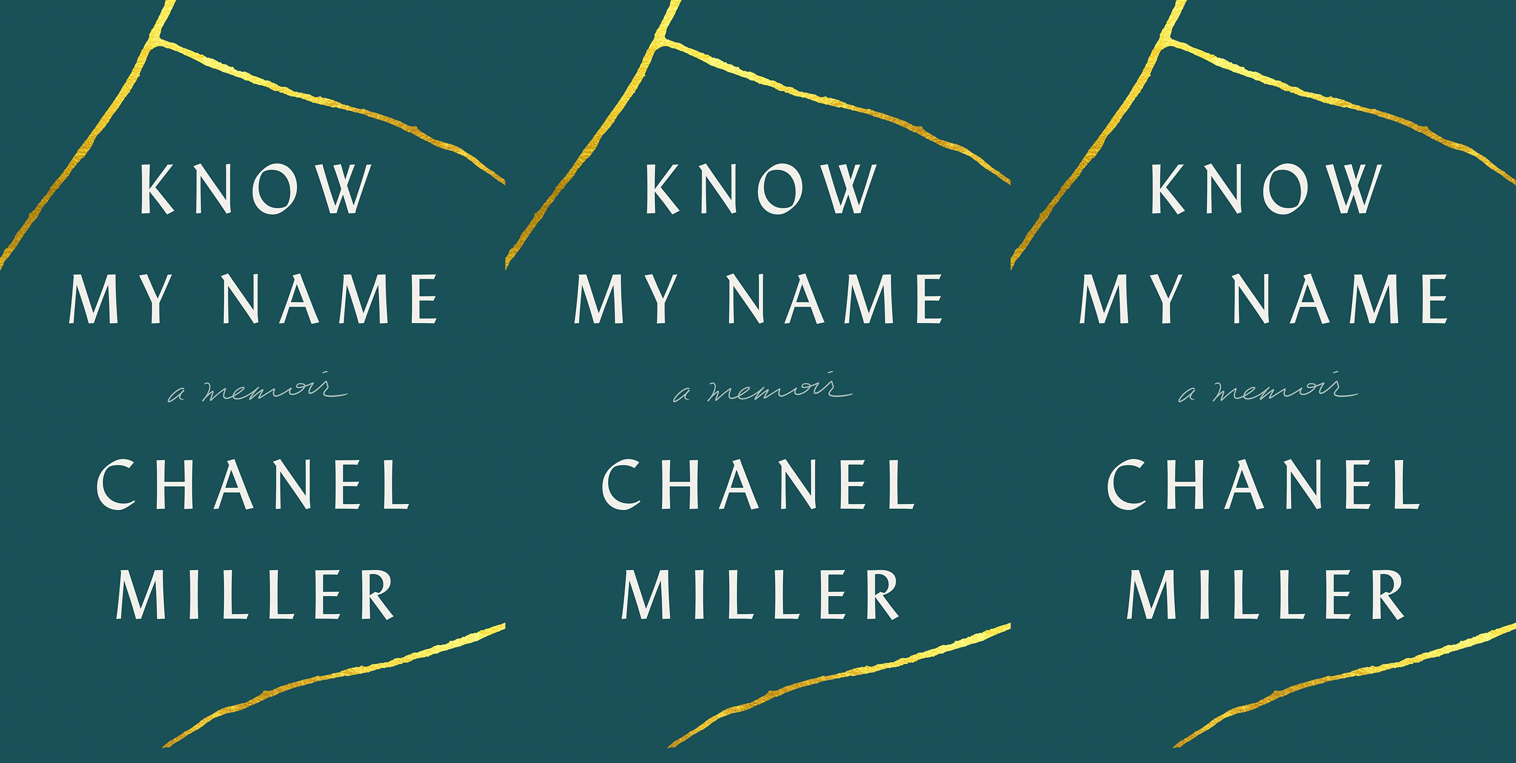me too books, know my name by chanel miller, books