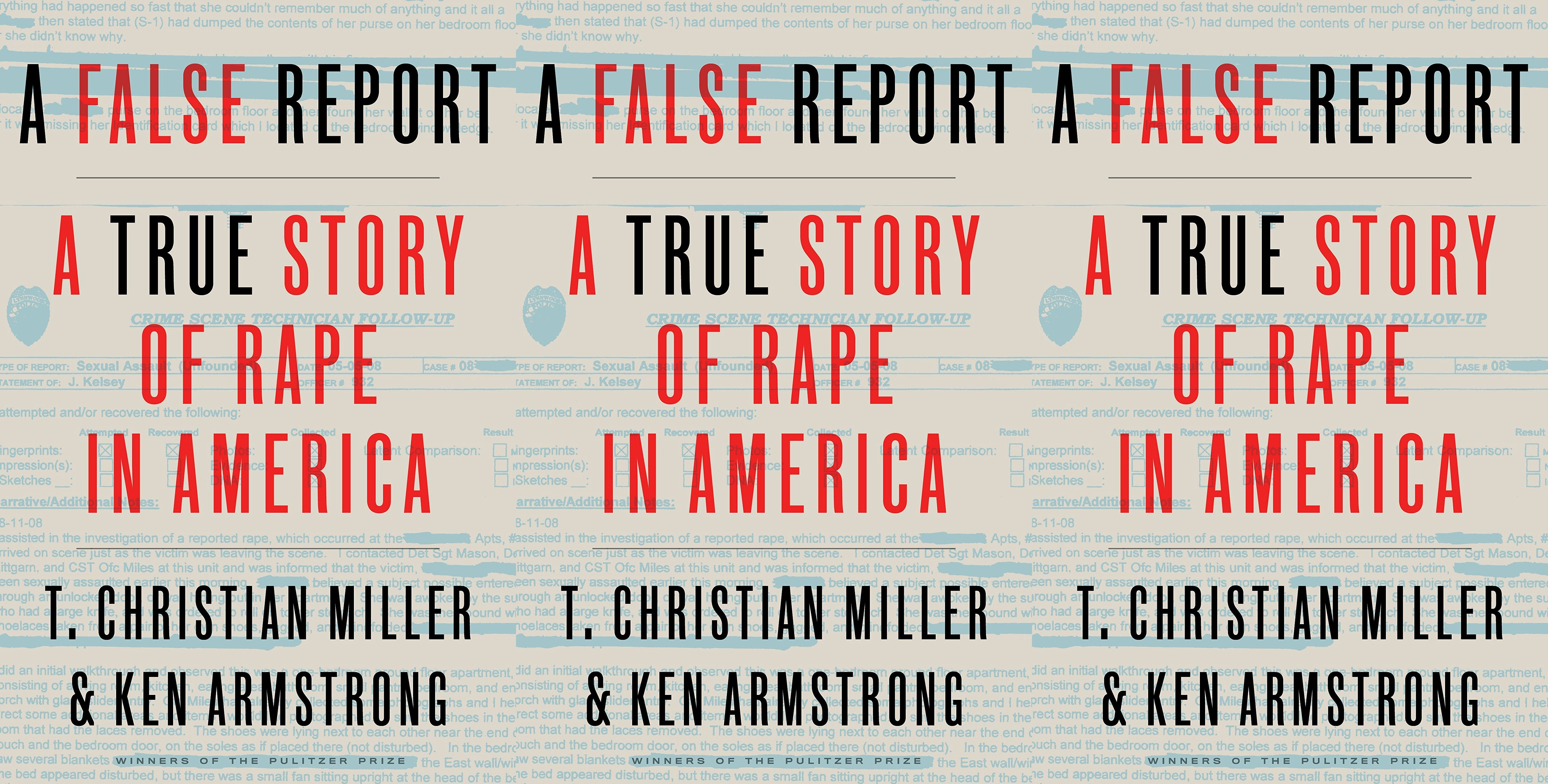 me too books, a false report by t christian miller and ken armstrong, books