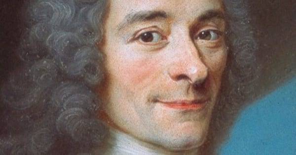 voltaire french philosopher