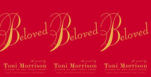 pulitzer prize winners, beloved by toni morrison, books