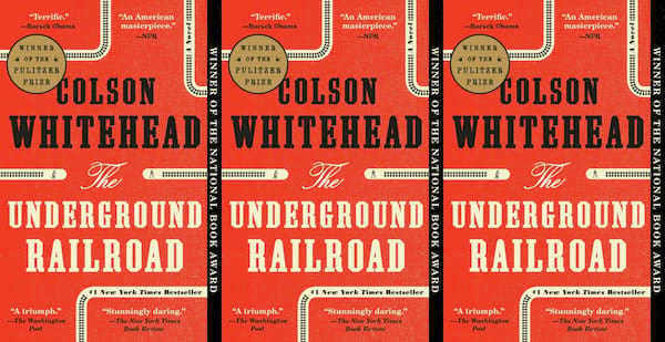 pulitzer prize winners, the underground railroad by colson whitehead, books
