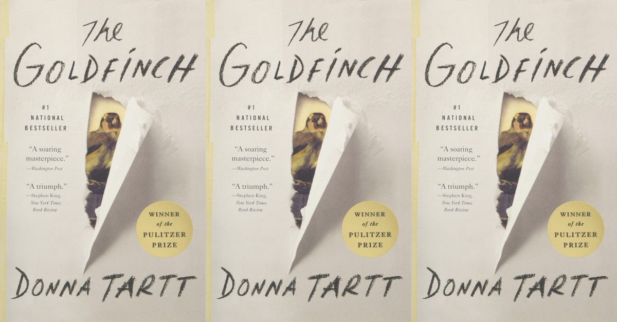 pulitzer prize winners, the goldfinch by donna tart, books