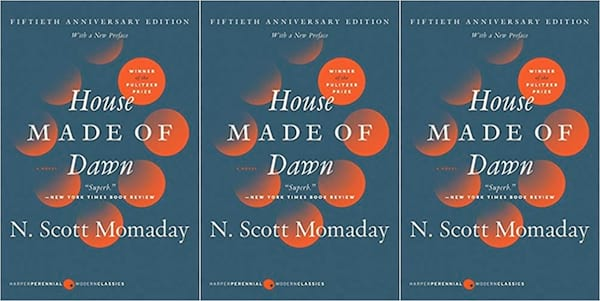 pulitzer prize winners, house made of dawn by n scott momaday, books