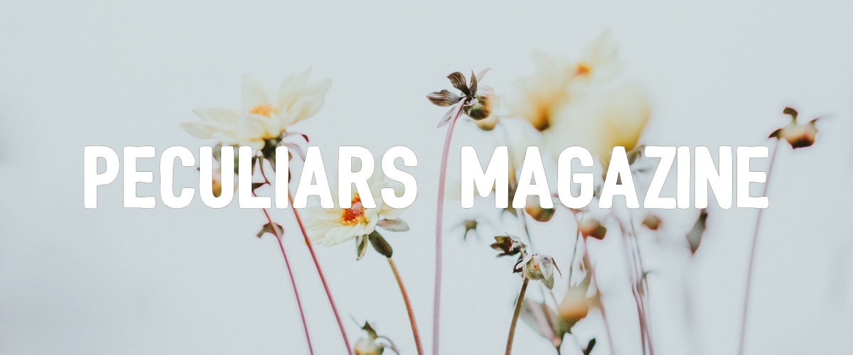 chronically-ill-and-disabled-magazines, peculiars magazine, books