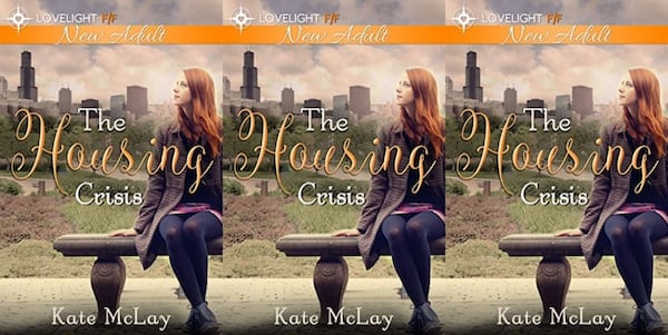 roommate romance novels, the housing crisis by kate mclay, books