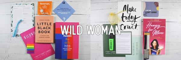 book subscription boxes, wild woman book subscription, books
