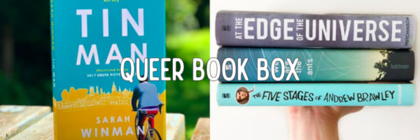 book subscription boxes, queer book box subscription, books