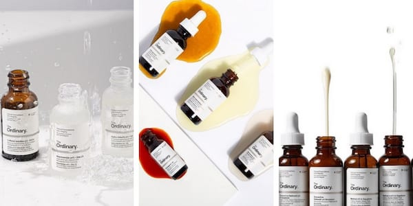 The Ordinary Products from Deciem Instagram account modified by Women.com
