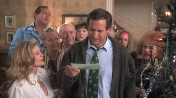 1989, National Lampoon's Christmas Vacation, movies