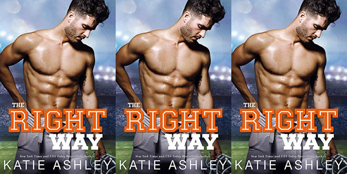 december romance novels, the right way by katie ashley, books
