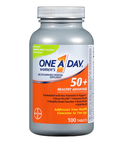 One A Day Women's 50+ Advantage from Walgreens