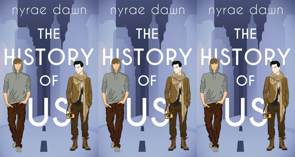 december young adult books, the history of us by nyrae dawn, books