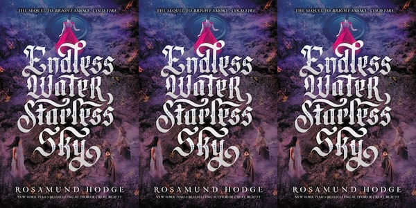 december young adult novels, endless water starless sky by rosmund hodge, books