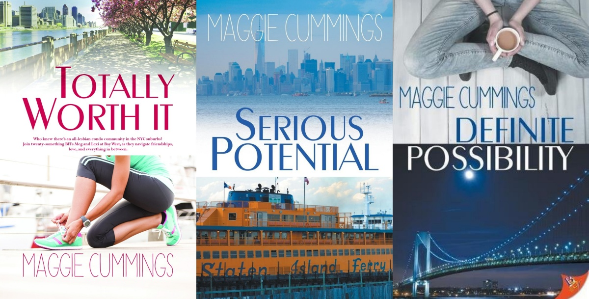 books like the l word, bay west social series by maggie cummings, books