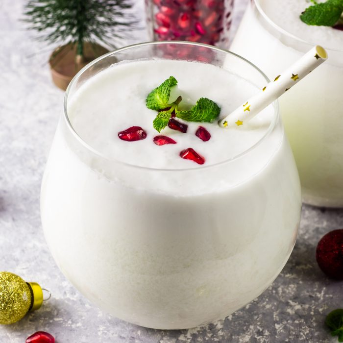 White Christmas Mojito recipe from Good Living Guide