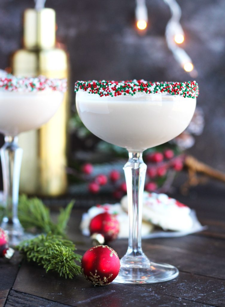 Sugar Cookie Martini recipe from 3 Yummy Tummies