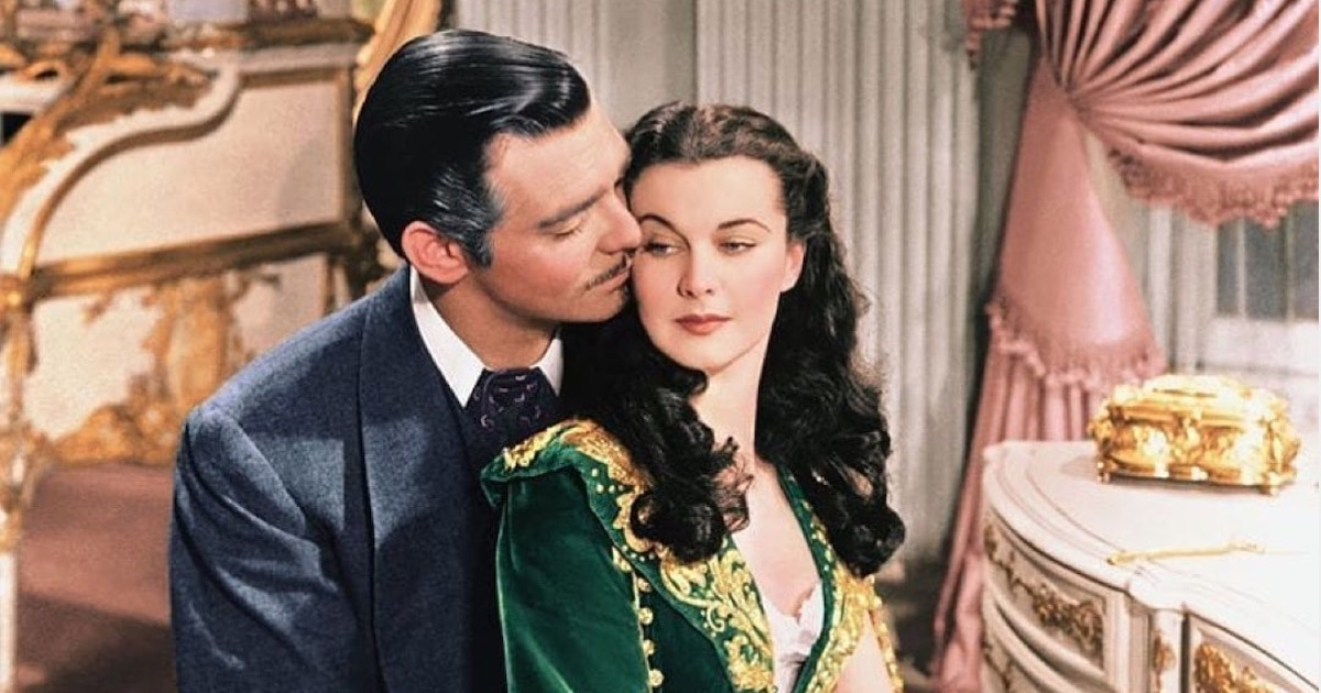 gone with the wind movie scarlett o'hara rhett butler