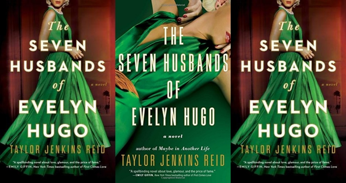 my favorite books of 2019, the seven husbands of evelyn hugo by taylor jenkins reid, books
