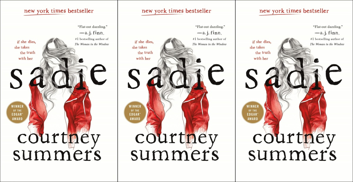 my favorite books of 2019, sadie by courtney summers, books