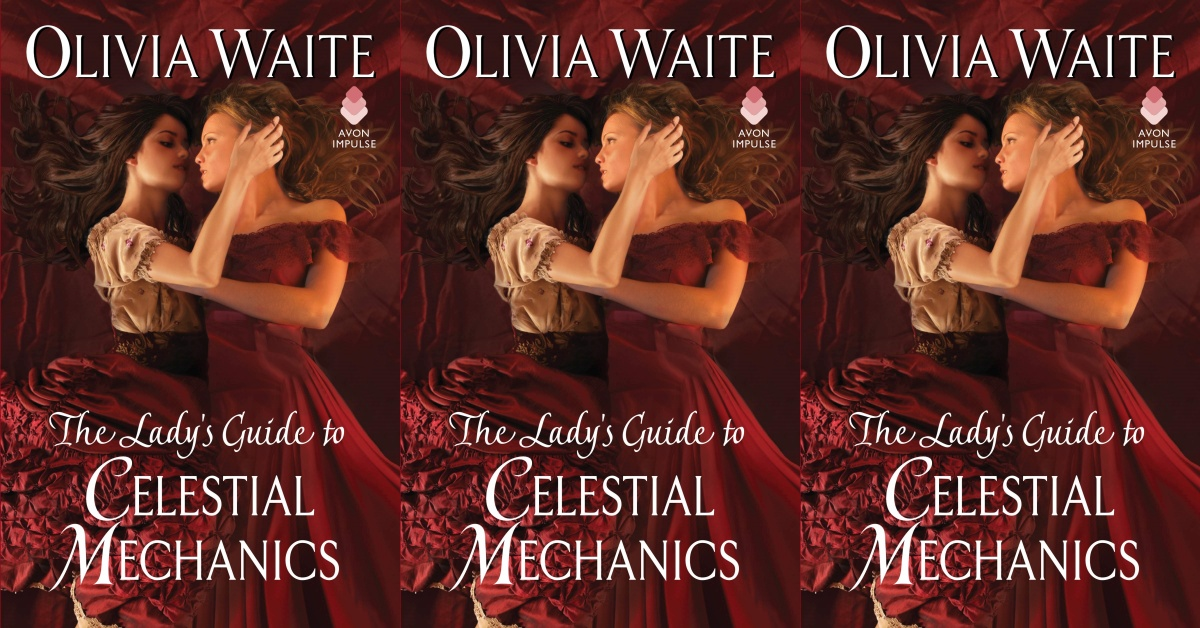 my favorite books of 2019, the lady's guide to celestial mechanics by olivia waite, books