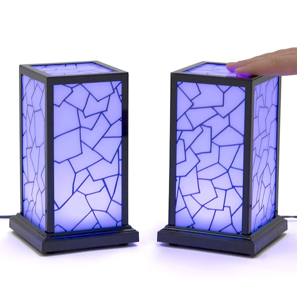 Friendship Lamps for long-distance couples from Amazon