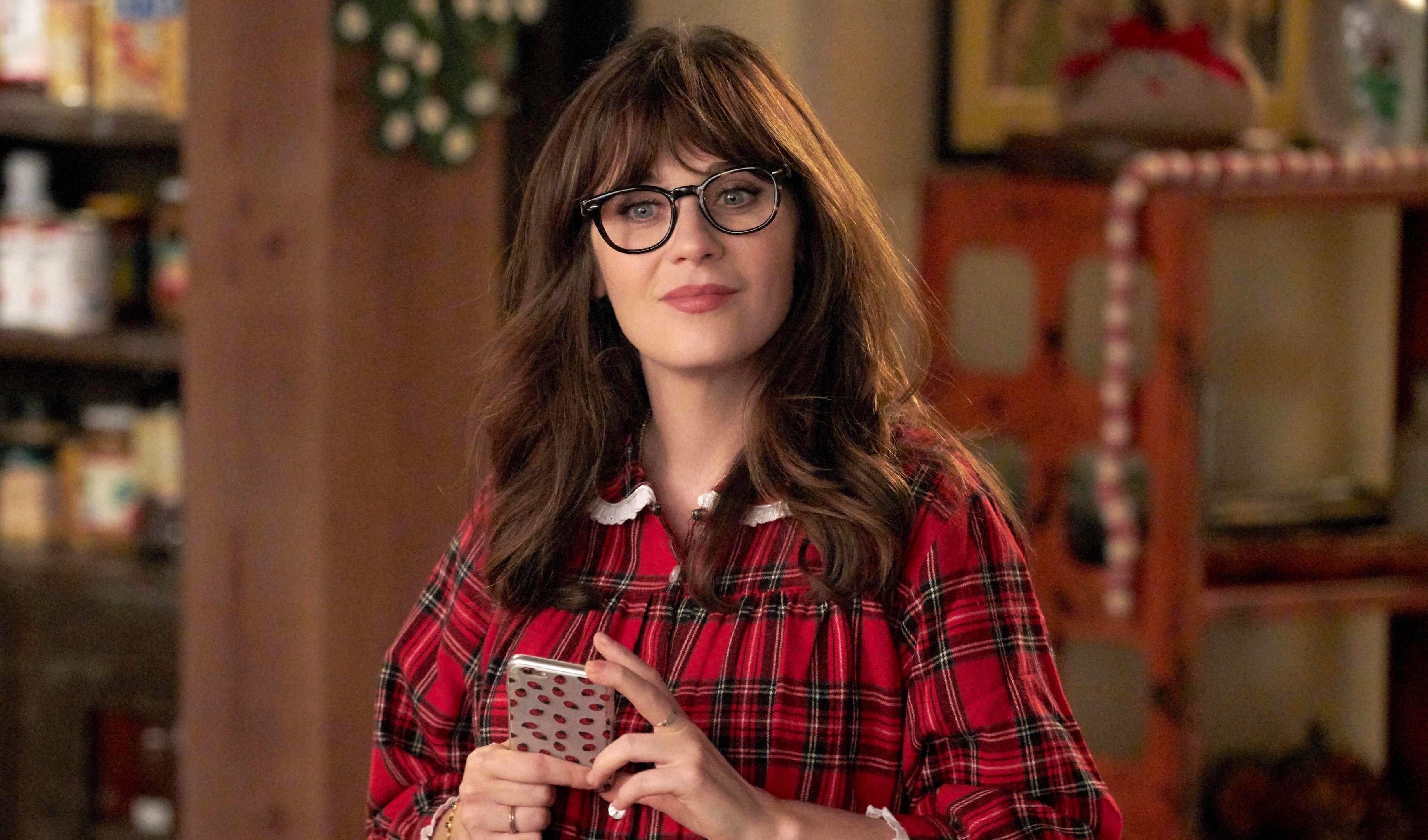 new girl, christmas, holiday