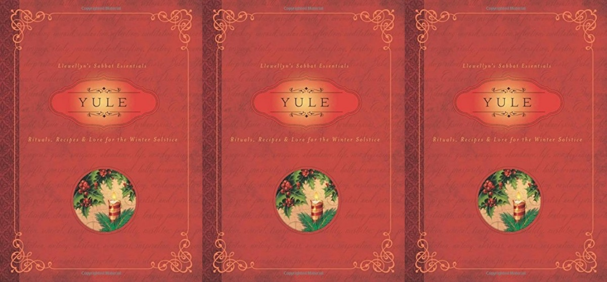books about yule, yule by susan pesznecker, books