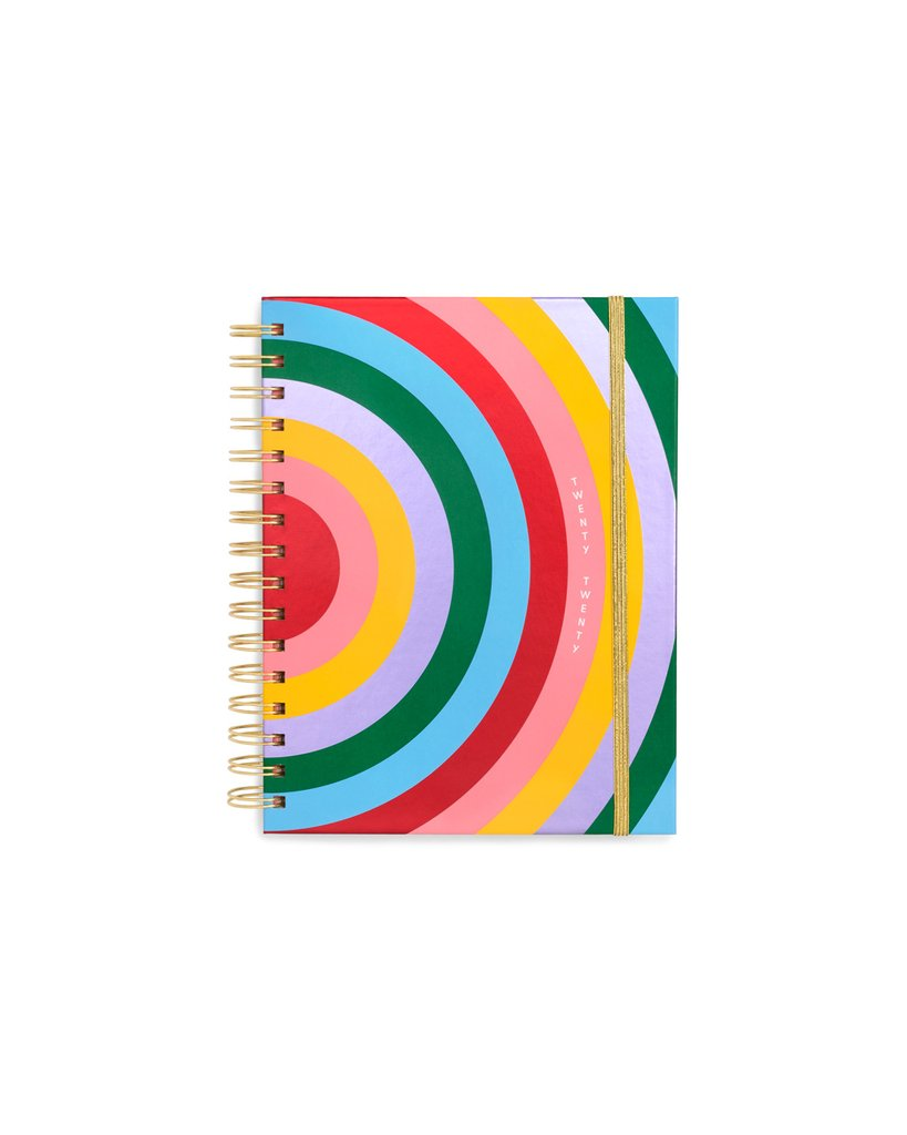 Medium 12-Month Annual Planner - Carousel from Ban.do