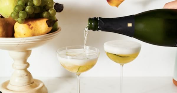 The Best New Year's Eve Cocktail? The Ketel One Botanical 75, Of Course
